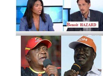 (VIDEO) Annulation de la présidentielle Kényane/ Une humiliation pour les observateurs internationaux selon Benoit HAZARD: ne faut-il pas désormais cracher sur les observateurs affairistes de l'Union Africaine et de la francophonie en Guinée ?