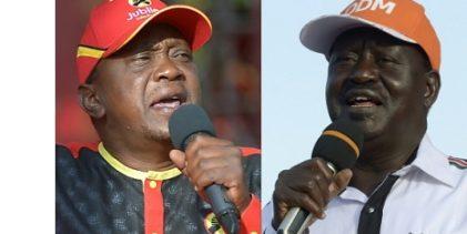 Coup de tonnerre au Kenya avec l'annulation de la présidentielle(les juges de la Cour constitutionnelle guinéenne qui se battent publiquement pour le partage de l'argent de la corruption reçu du président Alpha Condé doivent se suicider collectivement).