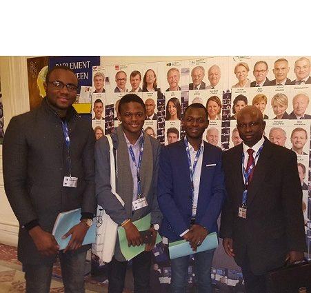 Le Collectif Contre l'Impunité en Guinée reçu par les représentants du parlement européen en France: une lettre relative au retard du procès des massacres du 28 septembre, aux agissements de Malick Sankhon et au cas de Sékou Resco Camara a été transmise.