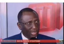 (VIDEO) Emission «Les Grandes Geules» du 23 octobre 2017 /  Sidya Touré s'exprime sur l'actualité socio-politique guinéenne.(A visionner absolument .)