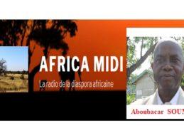 Africa Midi a reçu le syndicaliste dont Alpha Condé a menacé de fermer toute radio qui lui donnerait la parole.
