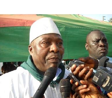 Nécrologie : Monsieur Aboubacar Somparé, ancien président de l'Assemblée Nationale guinéenne vient de s'éteindre ce jeudi 2 novembre 2017.