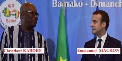 Mini-tournée du président français / La Guinée contournée par MACRON qui ne souhaite rencontrer que des dirigeants démocrates et des sociétés civiles engagées, selon les proches du président français.