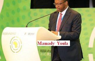 Guinée: le Premier ministre Mamady Youla démissionne mais reste aux commandes