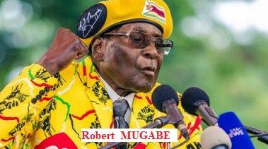 Zimbabwe: le sort de Mugabe en suspens après le coup de force de l'armée