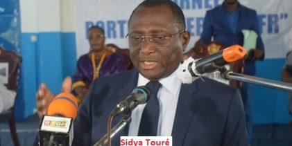 Journée Portes Ouvertes de l'UFR du 2 octobre 2017 : l'intégralité du discours de Sidya Touré en vidéo