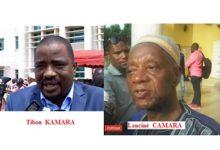 Lancinè Camara Fait De Grosses Révélations:  »Tibou Kamara A Trempé Dans Les Crimes De Yahya Jammeh »