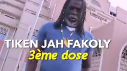 (VIDEO) Tiken Jah Fakoly et le 3eme mandat des présidents africains/  3ème dose ou la dose de trop qui fait rentrer les présidents africains dans l'Histoire par la petite porte