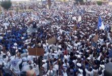 Conakry : Sidya Touté draine une marée humaine au palais du peuple(source: guineenews.org)