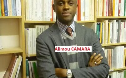 Invitation à la cérémonie religieuse à la mémoire d'Alimou Camara