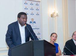 BRAVO AU CLUB GEOPOLITIQUE / Un important colloque a eu lieu le Mardi 28 Novembre dernier à la Maison de l'Amérique Latine.