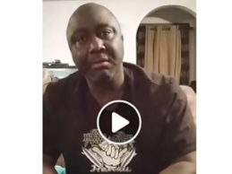 (VIDEO) Malick Camara s'en prend à Elhadj Sékhouna Soumah et à certains cadres de la Basse Côte qui piétinent la dignité des soussous pour des postes ou pour de l'argent.