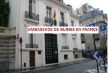 FRANCE /  Débat sur la mise en place contestée du Haut  Conseil des Guinéens de France  www.guineesud.com-28.01.2018
