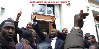 (VIDEO) FRANCE/ Election avortée du Haut Conseil des Guinéens de France / contestations et confusion  !