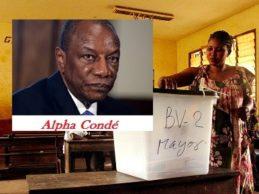 GUINEE /  Communales 2018 en Guinée: un rendez-vous manqué ? / Alpha Condé est incapable d'organiser un baptême réussi, la fraude est inhérente à sa nature !