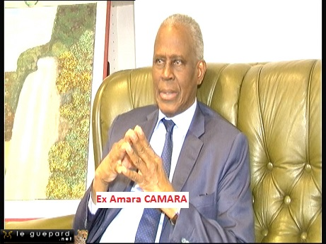 (VIDEO) Election du Haut Conseil des Guinéens de France / Ex. Amara Camara, ambassadeur de Guinée en France exerce son droit de réponse relatif aux accusations de fraudes.