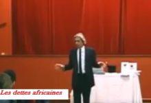 (VIDEO) AFRIQUE/ L'une des causes d'interminables dettes des pays africains en plus des pillages des dirigeants africains !