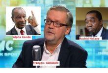 Quand  MEDIAPART révèle le vrai de visage de Jeune Afrique(JA) de « François Marchandise SOUDAN » prêt à se vendre aux dictateurs africains. Ces néo-négriers qui ont décidé de faire leur bonheur sur le malheur du peuple noir !