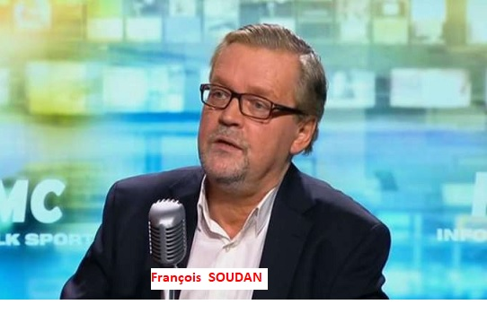 François Soudan chassé du Burkina,il exigeait 50 millions de cfa pour un reportage bidon