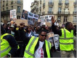 Affaire Kèlèfa SALL /  Les Guinéens de France préparent une grande manifestation à Paris pour dénoncer les tentatives de déstabilisation de la Cour constitutionnelle par le président Alpha Condé à travers des personnes frauduleusement infiltrées à la Cour constitutionnelle.