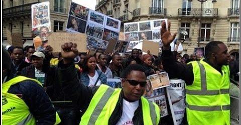 Appel à manifestation de de LA SOCIÉTÉ CIVILE GUINÉENNE de France  le samedi 24 fÉvrier 2018, de 13H à 18H au siège de Jeune Afrique ( J.A )