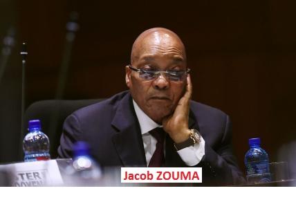 Afrique du Sud: le président Jacob Zuma a annoncé sa démission «immédiate»