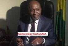 GUINÉE / Félicitation au Ministre Kalifa Diaby Gassama de sa démission de ce gouvernement d'assassins (Par Alpha Barry de Hollande).