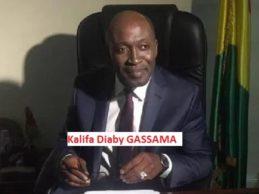 Mouvement social en Guinée/ Le ministre Kalifa Gassama Diaby se désolidarise du gouvernement et mise sur sa conscience et sa fonction plutôt que sur un vieillard de 80 ans.