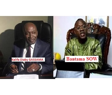 Incitation à la violence : Le ministre Gassama Diaby va t-il envoyer Bantama Sow devant la CPI ?
