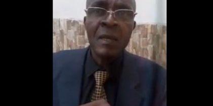 (VIDEO)  » Alpha Condé doit être immédiatement chassé par le peuple, il a vendu notre pays, il a divisé les Guinéens, il était derrière toutes les rébellions que la Guinée ait connues» dit Sorya Bangoura qui se dit être le vrai vainqueur des communales à MATAM