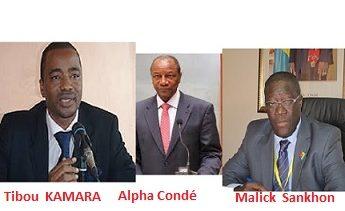Détournement de biens publics / Malick SANKHON, FARBA Tibou KAMARA et d'autres, vont bientôt avoir à rendre compte à tous ceux et celles qui sont les victimes innocentes de leur prédation ( Mamadou Billo Sy Savané )