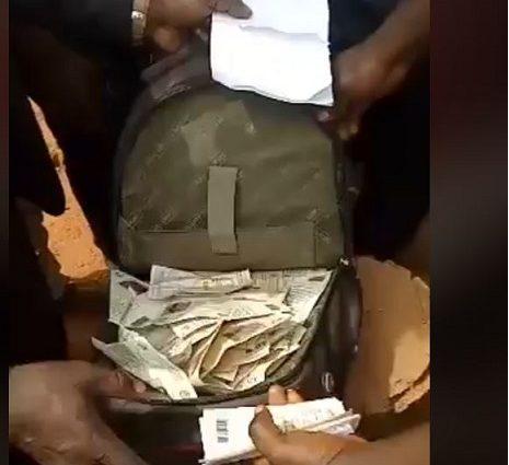 (VIDEO) FARANAH / Une partie des fraudes électorales  du président Alpha Condé démantelées. Quelle crédibilité pour ces élections qui révèlent l'implication ostentatoire du gouvernement dans cette fraude généralisée ?