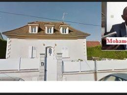 Maison achetée en France à 750.000 euro au nom de l'épouse de Mohamed Diaré  l'ex-ministre des finances et actuel président de la Cour des comptes( Publication du Collectif Contre l'impunité en Guinée)
