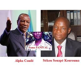 (VIDEO) Exécutions de Sama PANIVAL et 110 autres militaires / Alpha Condé serait le commanditaire et Sékou Souapé l'exécutant !