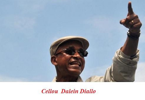 GUINEE / Cellou Dalein Diallo: en Guinée, «le pouvoir veut créer l'anarchie»