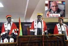 FORFAITURE en cour à CONAKRY : le renouvellement du tiers  des membres de la Cour Constitutionnelle, légalement prévu contrarié par  certains « juges » constitutionnels (Par Mamadou Billo Sy Savané)