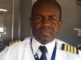 Avis de décès/ Monsieur Diallo Thierno Aliou commandant de Bord à Rwanda Airways nous a quitté !