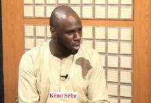 (VIDEO) EXPULSION DE KEMI SEBA DE LA GUINÉE / Alpha Condé, panafricaniste quand cela l'arrange mais,  expulse des panafricanistes, alors qu'il accueille des narcotrafiquants et il se livre aux pillages énormes de biens publics !