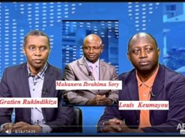 (VIDEO)  La République démocratique du Congo Refuse tout financement extérieur des élections /  Makanera Ibrahima Sory, Gratien Rukindikiza et Louis Keumayou invités par Africa 24 TV