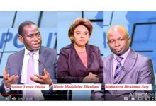 (VIDEO) Grève des enseignants en Guinée / Makanera Ibrahima Sory, Marie Madeleine Dioubaté et Saliou Taran Diallo s'expriment sur Africa 24 TV