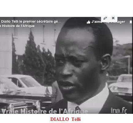 (VIDEO) Souvenir du Guinéen DIALLO Télli, premier secrétaire général de l'OUA