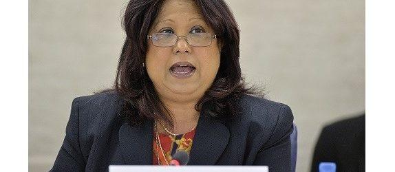 La Représentante spéciale de l'ONU Pramila Patten appelle à la mise en place, dans les plus brefs délais, du Comité de Pilotage sur l'organisation des procès pour les crimes du 28 septembre 2009 en Guinée.
