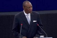 (VIDEO) Le discours de Strasbourg du président Alpha Condé  qualifié de médiocre dans les réseaux sociaux, y compris par des non Guinéens. Pourtant c'est lui qui traitait les enseignants guinéens de mal formés !