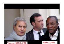 (VIDEO) Affaire BOLLORE/  Alpha CONDE veut porter plainte / Groupe BOLLORE en Afrique francophone: 20% de son chiffre d'affaire pour 80% de ses bénéfices !