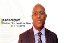 La confirmation précipitée de Kiridi Bangoura à son ancien poste est une simple diversion pour masquer le manque de discrétion qui entoure la constitution du Gouvernement de Kassory.