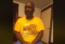 (VIDEO) Kassory humilie une nouvelle fois les Sousous  avec  son soutien au troisème mandat d'Alpha Condé ! Est-il réellement un Soussou ? N'avait-il pas dit qu'un Soussou qui vote pour Alpha Condé est un batard ?