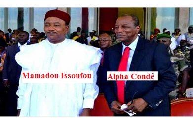 NIGER / Inculpation de jeunes qui appelaient à un 3e mandat pour le président nigérien Mamadou /  Les juges guinéens peuvent-ils être aussi courageux que ceux du NIGER ?