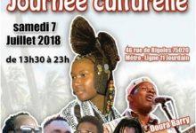 Journée culturelle de l'association des ressortissants de Mamou en France le 7 juillet 2018