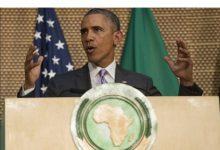 (VIDEO) Barack OBAMA face à l'UA en Ethiopie / Il dénonce les dirigeants africains qui pillent leur pays et s'accrochent au pouvoir.