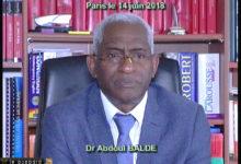 (VIDEO) La Guinée est devenue un pays mafieux dirigée par le parrain Alpha Condé / On ne peut pas faire l'économie d'une insurrection populaire généralisée en Guinée.